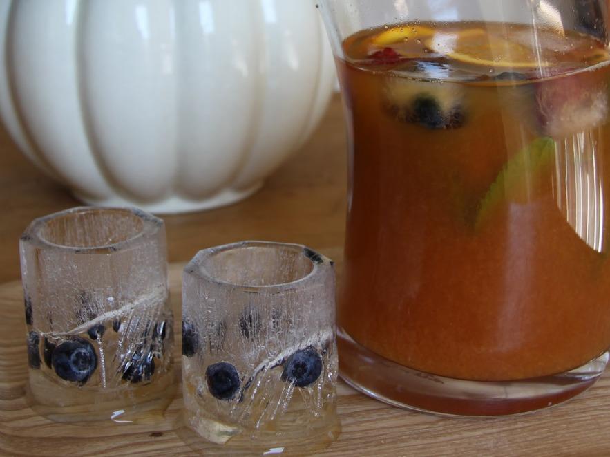 Охлаждённый ройбос с апельсином