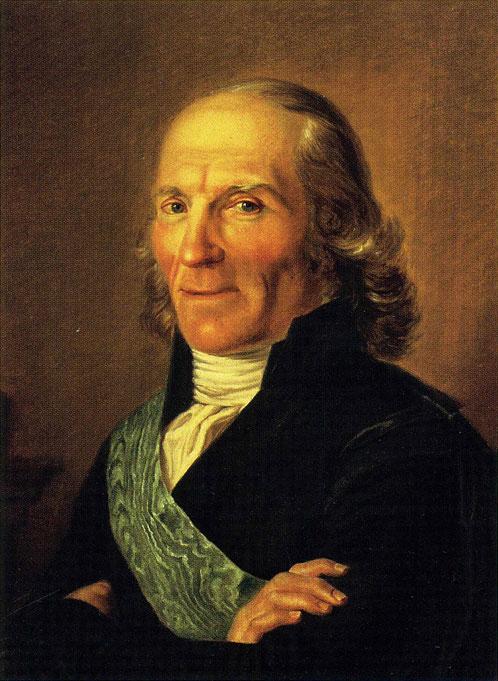 Карл Петер Тунберг (1743—1828) — шведский учёный-натуралист, за вклад в науку названный «отцом южноафриканской ботаники»