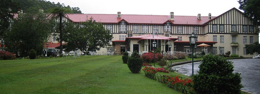 Гранд Хотел в Нувара-Элия
