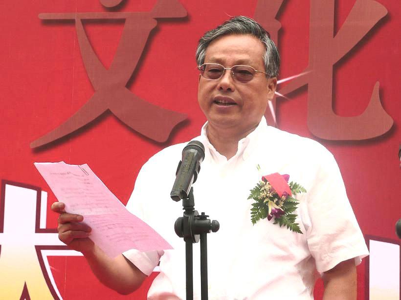 云南省茶业协会会长黄炳生 Президент Ассоциации чайной промышленности провинции Юньнань