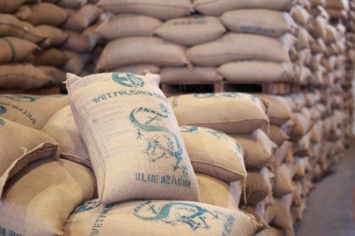 Экспорт вьетнамского кофе