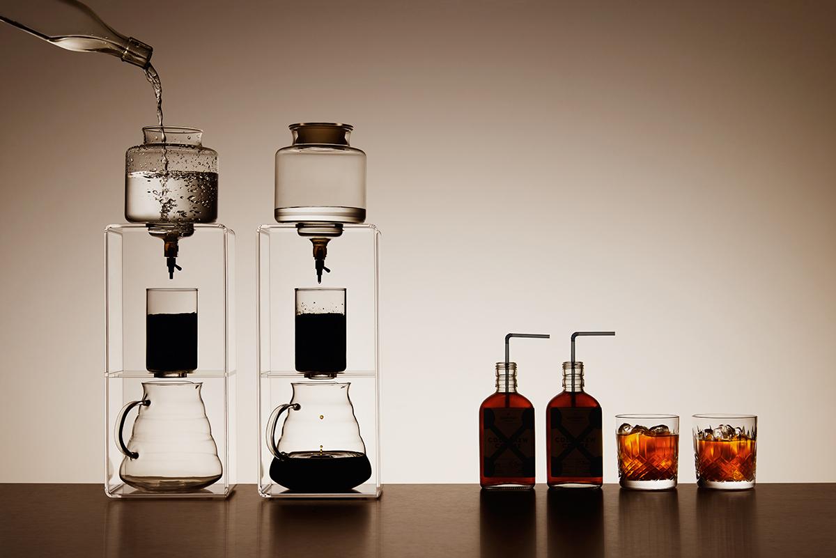 Приготовление кофе методом холодной фильтрации