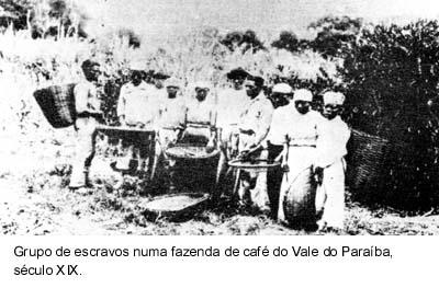 Фото середины XIX века - Vale do Paraiba
