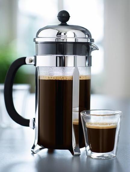 Френч-пресс для заваривания кофе