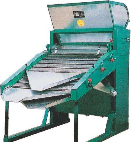 Фото машины для сортировки чайных листьев от веточек