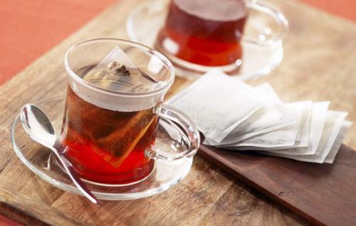Фото красного (чёрного) порошкообразного чая