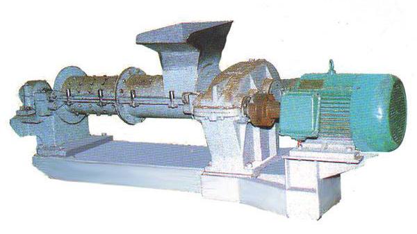 Фото роторной машины для скручивания и резки в процессе производства гранулированного чая