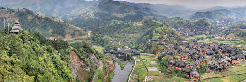 Sanjiang, Guangxi Province