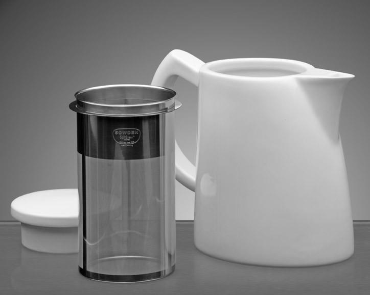 Заварочный чайник SoftBrew для кофе