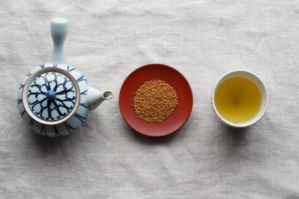 Как приготовить гречишный чай ку цяо