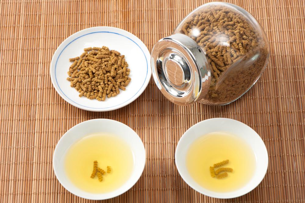 гречишный чай ку цяо - tartary buckwheat tea