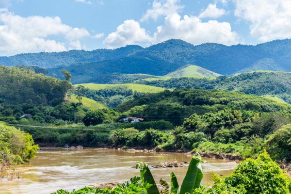 Vale do Cafe - знаменитая кофейная долина